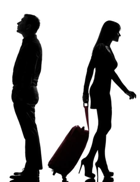 When One Spouse Wants A Separation Thriving Couples